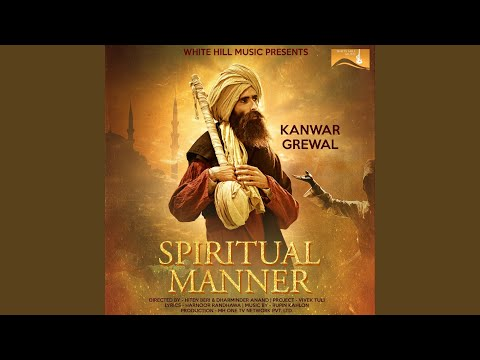 Spiritual Manner