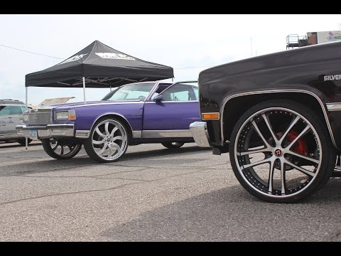 2016 Track Mania Car & Bike Show Part 1 -  Memphis , TN