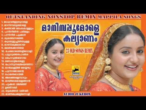 Malayalam Nonstop Remix Mappila Songs | Manimbappoomole Kallyanam | Old Mappila Pattukal | Jukebox