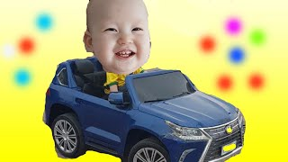 We Are in the Car Song & Wheels On The Bus Song | Nursery Rhymes & Kids Songs from Dameli