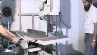 Vertical Wood Cutting Bandsaw Attachment Www.gspaik.com Ludhiana Punjab India