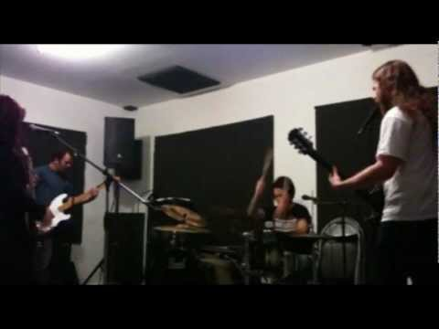 Death by Death Ray - Every Man for Himself (Rehearsal Room Timelapse)