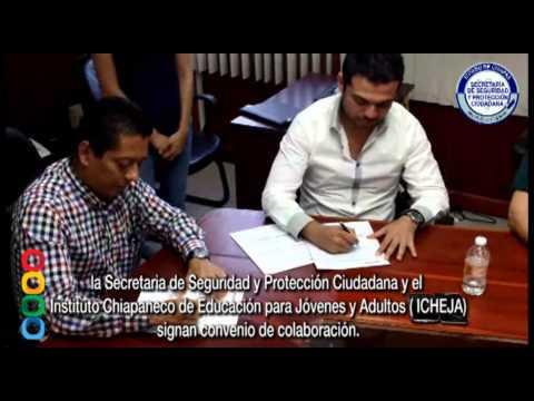 Enseñar a la población en situación de reclusión, es una prioridad para el Gobierno de Chiapas