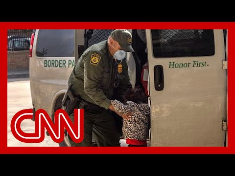 Record number of migrant children held at US-Mexico border