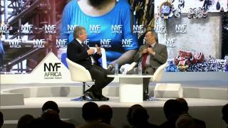 NYFA 2014 - In Conversation Richard ATTIAS & Carlos LOPES [In English]
