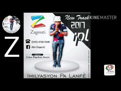 Zagouti imilyasyon Pa lanfè (music official) - YouTube