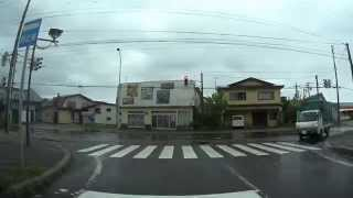 ≡北海道一周35≡道の駅横綱の里ふくしまから道の駅北前船松前201506