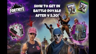 HOW TO STILL GET WARPAINT AND ROSE TEAM LEADER AFTER SEASON 6/FORTNITEMARES!!