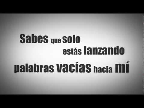 Christina Aguilera - Empty Words (subtitulada en Español) HD