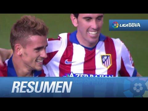 Resumen de Atlético de Madrid (4-2) Córdoba CF - HD