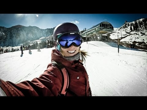 The Snapshot with Halley O'Brien:  Day 2012 at Arapahoe Basin