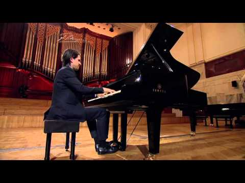 Georgijs Osokins – Polonaise in A flat major Op. 53 (second stage)