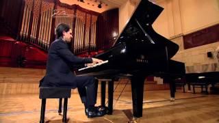 Georgijs Osokins – Polonaise in A flat major Op. 53 (second stage)