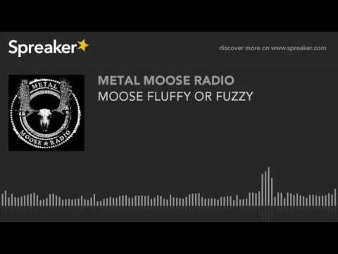 MOOSE FLUFFY OR FUZZY (made with Spreaker)