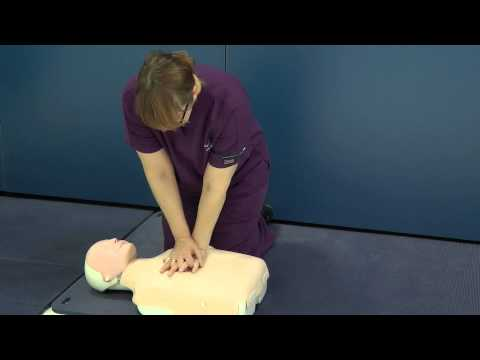 paediatric basic life support guidelines 2015