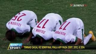 Indonesia Kembali ke Semifinal Piala AFF