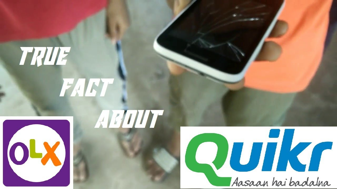 Reality behind OLX and QUIKR || Truth behind Quikr &Olx || Ft  Aman, Ishu,  Aloshan