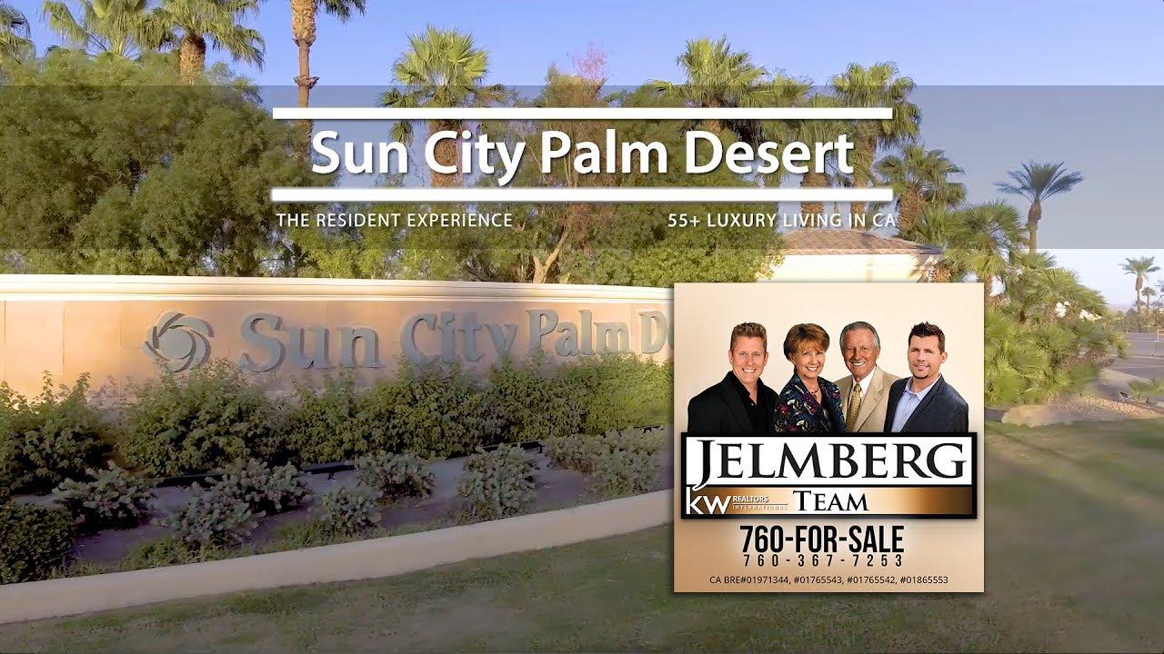 Sun City Palm Desert Homes for Sale   Del Webb Palm Desert