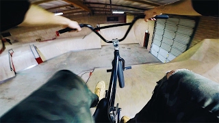 FULL SPEED BMX CRASHES AND HIGH AIRS!