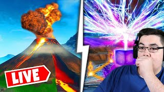 🔴🌋 *NOW* LOOT LAKE EVENT & VULKAN! 😨 TODAY WILL PASS IT! - Fortnite (Live)