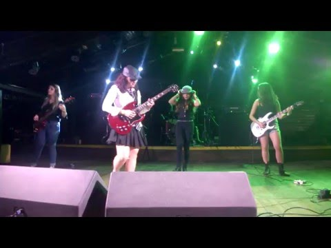 Hells Girls - Female AC/DC Tribute  - Money Talks