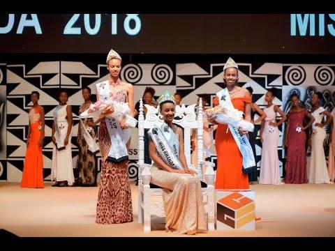 Miss Rwanda 2018 Highlights