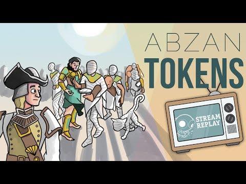 Abzan Tokens in Standard!!!