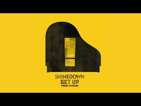 Shinedown - GET UP (Piano Version) [Official Audio]