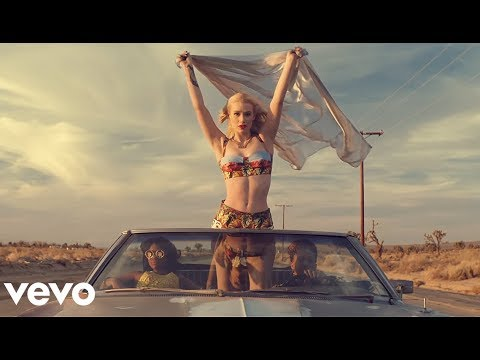 Iggy Azalea - Work (Official Music Video)