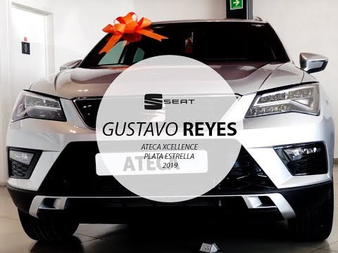 seat ateca xcellence 2019 con gustavo reyes youtube. Black Bedroom Furniture Sets. Home Design Ideas