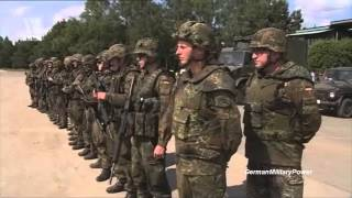 German Military Power Demonstration | Peace Through Strength | 2014 | HD