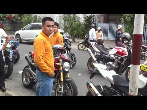 CHINSU Team & CLB Moto Đà Nẵng 29/04 2011