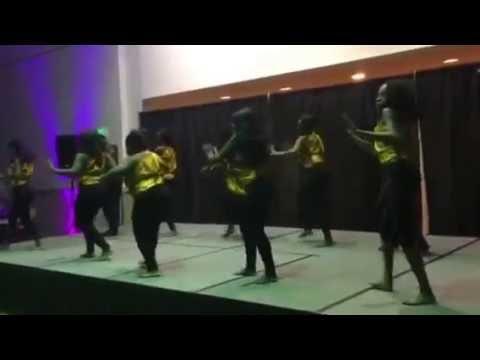SUNY New Paltz Golden Roots Dance Group