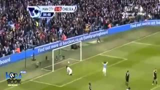Goals Chelsea vs Stoke City 1-0