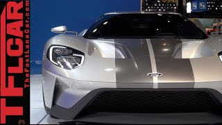 2017 Ford GT: The Inside Design story of how Ford snuck one past the press