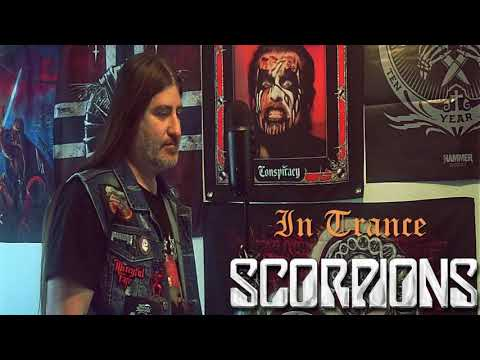 "Scorpions "" In Trance "" ( vocal cover )"