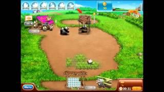 Farm frenzy 2 only GOLD (level 8) Powder street 5 Веселая ферма 2 Порошковая 5 (уровень 8) Золото