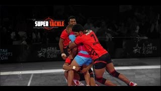Kabaddi Mantra: Super tackles, empty raids and pursuits
