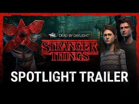 Вышло обновление Stranger Things для Dead by Daylight