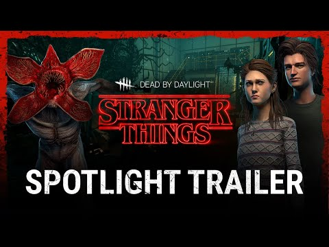 Dead by Daylight has a Stranger Things crossover now | PC Gamer