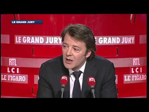 Le Grand Jury du 13 avril 2014 - François Baroin - 1e partie