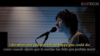 Gotye ft. Kimbra - Somebody That I Used Know (Sub Espanol Lyrics)
