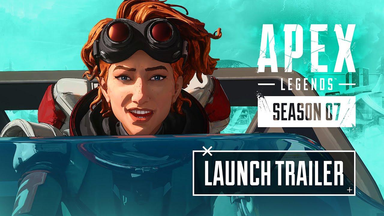 Temporada 7 de Apex Legends – Tráiler de lanzamiento de Ascenso