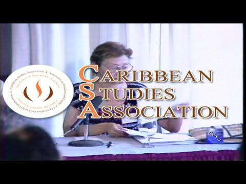 "G.B.T.V. CultureShare ARCHIVES 1992: CARIBBEAN STUDIES ASSOC. CONFERENCE  ""Seg#15  of..""  (HD)"