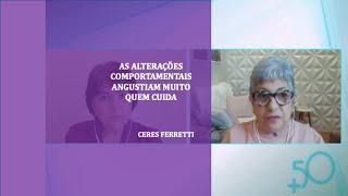 Alzheimer: Alterações Comportamentais - Tv Faz Muito Bem 50+ (parte 1)