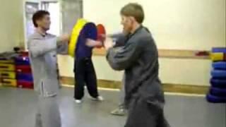 Обучение Кунг Фу. Москва. Техника ударов - часть 1.