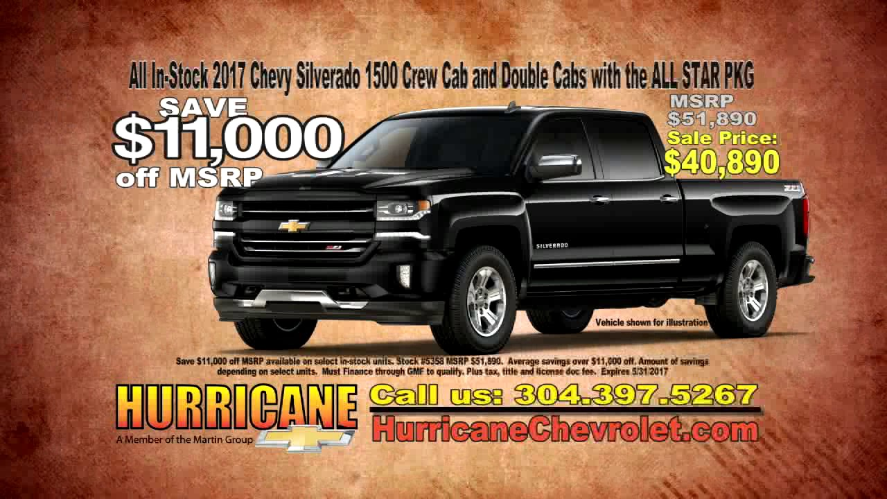 hurricane chevrolet may 2017 tv silverado malibu youtube hurricane chevrolet may 2017 tv silverado malibu