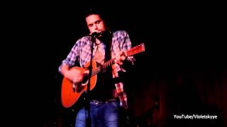 "John Mayer LIVE ""Born and Raised"" Hotel Cafe, L.A."