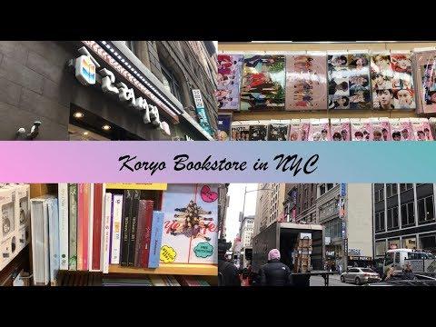Koryo Bookstore in