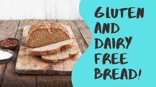 How to make my gluten and dairy free seaweed bread! by World Cookbook Award winner Bridget Davis